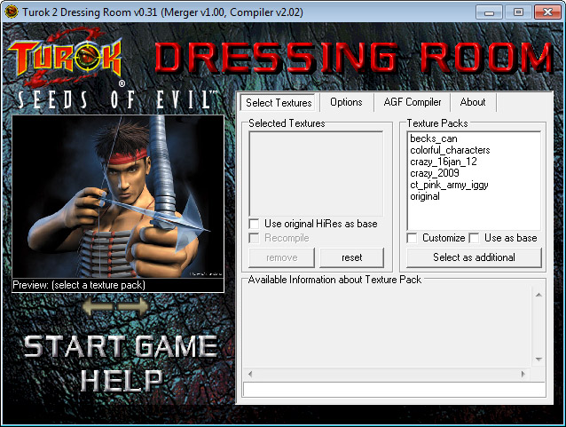 Turok 2 website for Website that allows you to design a room